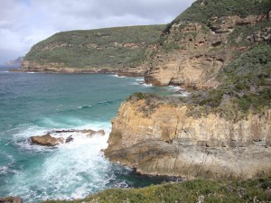 Coastal Tasman Peninsula
