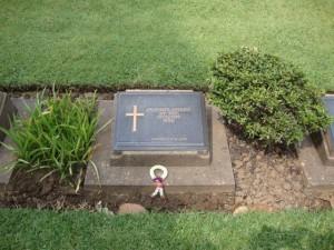 Kwai Cemetery